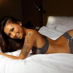 Sexy Thai Frau